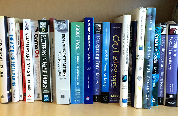 Interaction Design books
